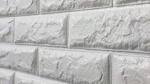 art3d white brick wallpaper